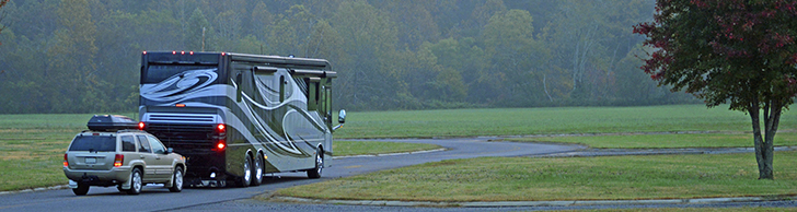 Motorhome and Travel Trailer Insurance